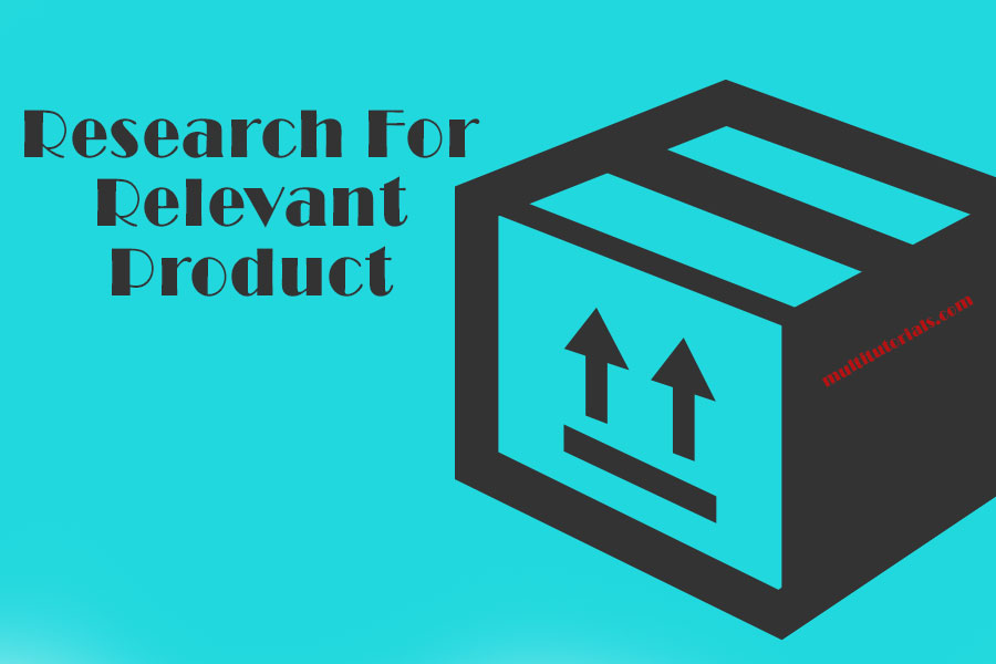 how-to-find-relevant-product
