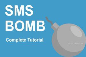 SMS Bomber Online Tutorial