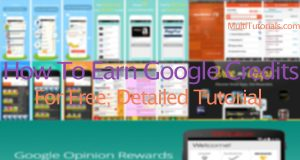 how to earn free google play credits