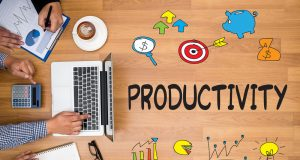 how to boost business productivity