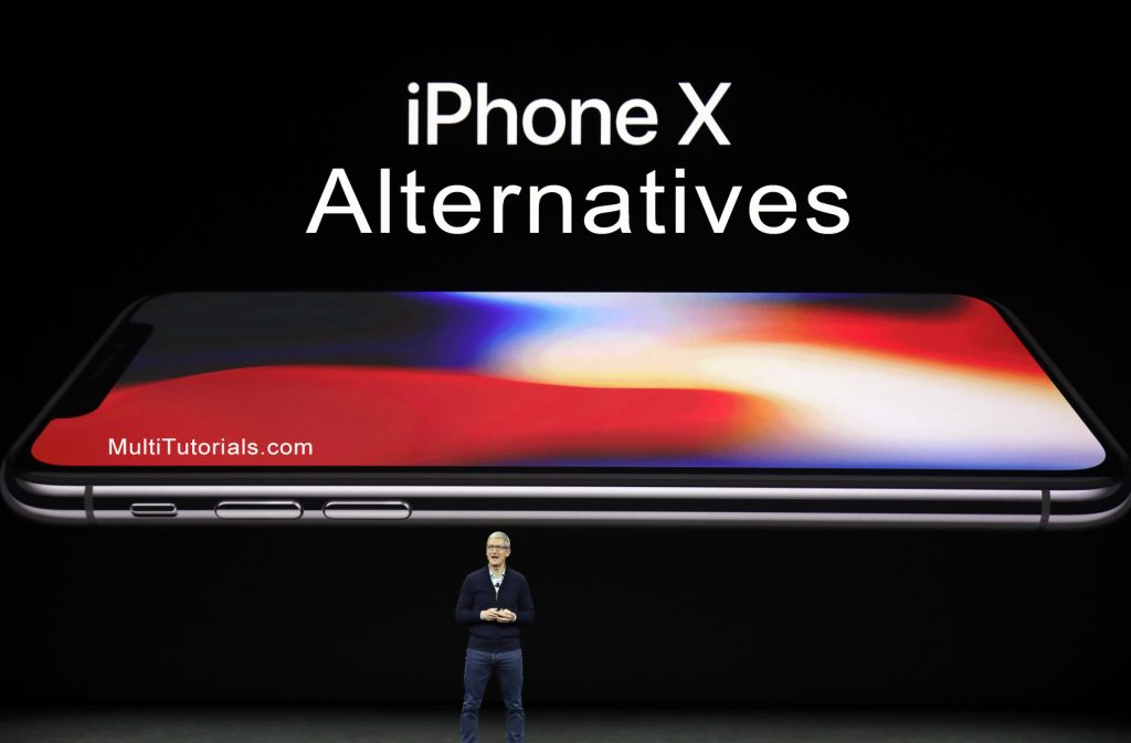 Top 5 Alternatives To iPhone X