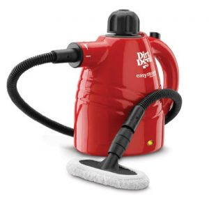 dirt devil portable steam cleaner