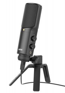 rode microphone for youtubers