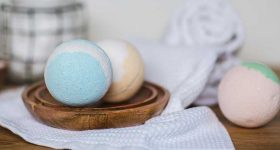 Three Easy Steps to Make Bath Bombs